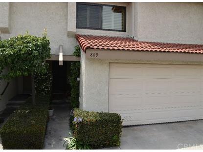809 Creekside Drive Fullerton, CA MLS# PW15137435