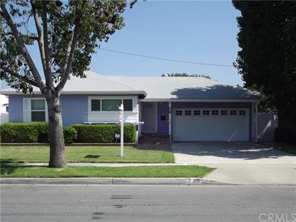 739 West PORTER Avenue Fullerton, CA MLS# PW15165372
