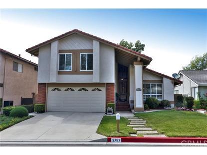 2753 Wyckersham Place Fullerton, CA MLS# PW15186510