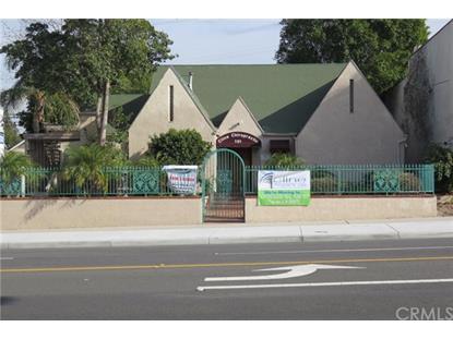 1021 S Main Street Corona, CA 92882 MLS# PW16010848