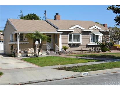 1006 South Courtney Avenue Fullerton, CA MLS# PW16091625
