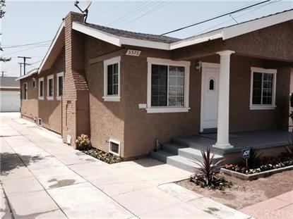 5515 Everett Avenue Maywood, CA MLS# RS14190859
