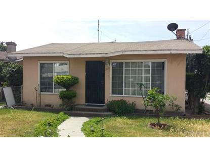 3800 East 57th Street Maywood, CA MLS# RS15041036