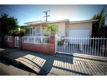 6059 Alamo Avenue Maywood, CA MLS# RS15143408