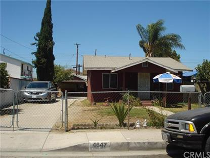 4647 E 57th Street Maywood, CA MLS# RS16157543