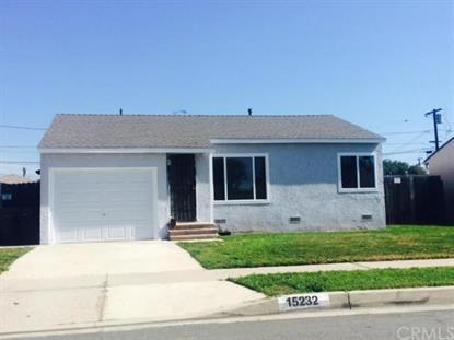15232 Arcturus Avenue Gardena, CA 90249 MLS# SB15079023