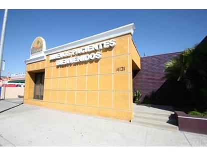 4129 Slauson Avenue Maywood, CA MLS# SB15083386