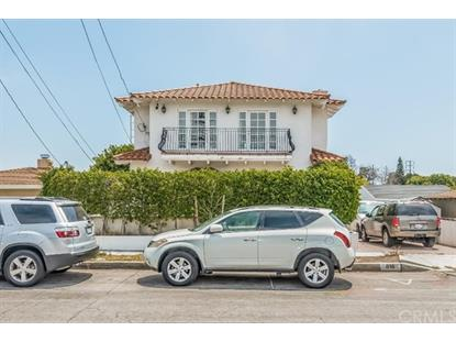 816 Sheldon Street El Segundo, CA MLS# SB15123352