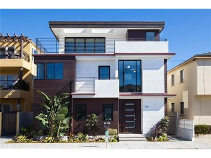 439 Palm Avenue Hermosa Beach, CA MLS# SB15256392