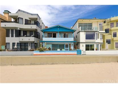 528 The Strand  Hermosa Beach, CA MLS# SB16110589