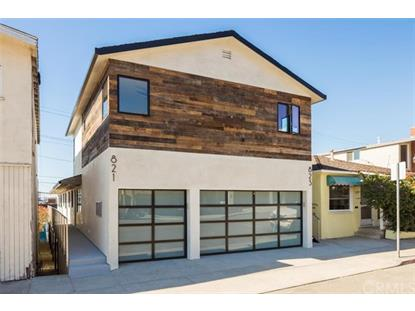 821 Manhattan Avenue Hermosa Beach, CA MLS# SB16123463