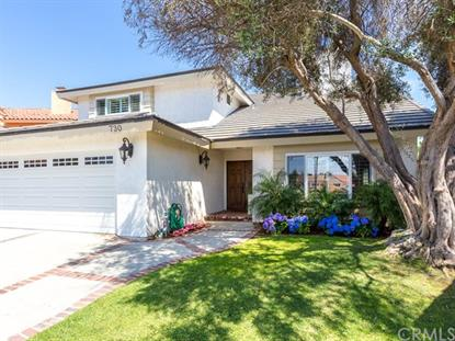 730 Redwood Avenue El Segundo, CA MLS# SB16125899