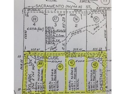 41 Vac/Syracuse Ave/Vic Chestnut Lane Acton, CA MLS# SR14110234