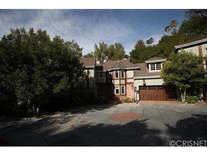 16881 Oak View Drive Encino, CA MLS# SR14137451