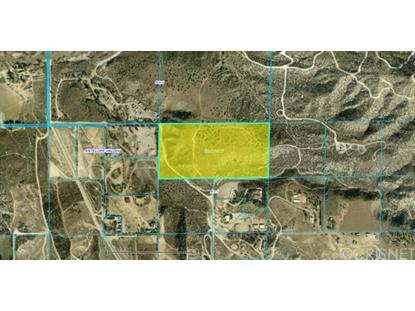 0 Bootlegger Canyon/Maryhill Road Acton, CA MLS# SR14183736