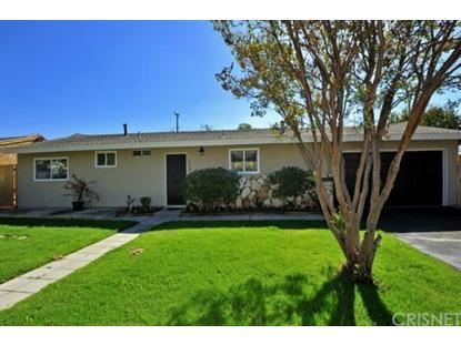 1542 Ahart Street Simi Valley, CA MLS# SR14251012