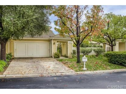978 Blue Mountain Circle Westlake Village, CA MLS# SR14251339