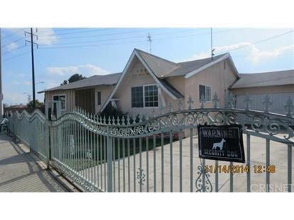 4638 East 53rd Street Maywood, CA MLS# SR14253122