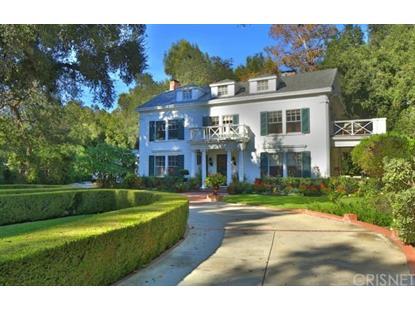 17085 Rancho Street Encino, CA MLS# SR14253177