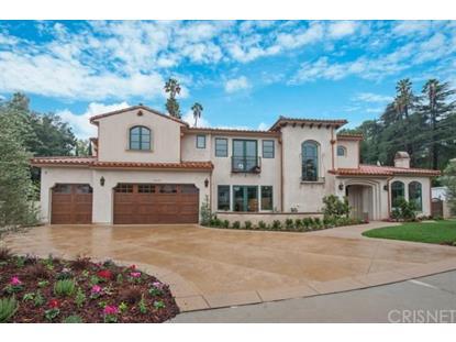16340 Amota Court Encino, CA MLS# SR14253181