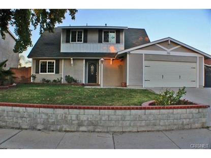 311 Aristotle Street Simi Valley, CA MLS# SR14257294
