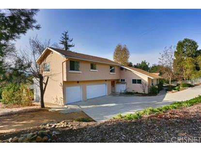 28426 Foothill Drive Agoura Hills, CA MLS# SR15001887