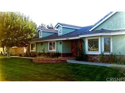 42411 27th Street Quartz Hill, CA MLS# SR15032962