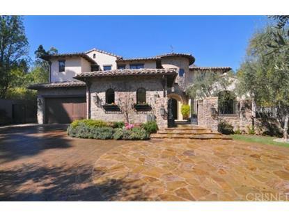 4517 Woodley Avenue Encino, CA MLS# SR15045257