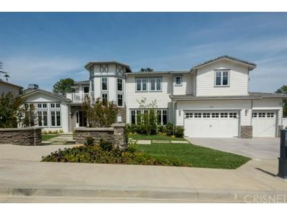16341 Amota Court Encino, CA MLS# SR15074072