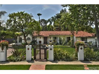 13838 Weddington Street Sherman Oaks, CA MLS# SR15079186