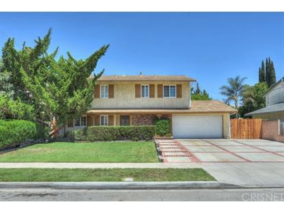 1720 Lydia Circle Simi Valley, CA MLS# SR15134257