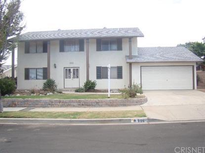 886 Breton Street Simi Valley, CA MLS# SR15140257