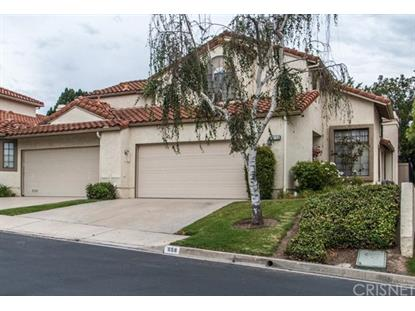 658 Llanerch Lane Simi Valley, CA MLS# SR15143770