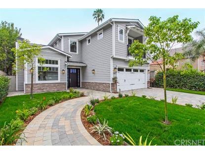 14547 Greenleaf Street Sherman Oaks, CA MLS# SR15157329