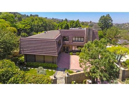 15758 Castlewoods Drive Sherman Oaks, CA MLS# SR15185119