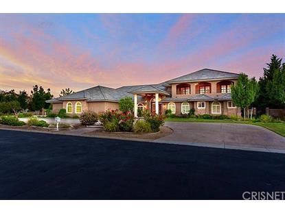 3238 Camino Del Sur  Lancaster, CA MLS# SR15191104