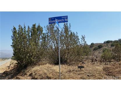 0 Escondido Cyn/Hisey Ranch Road Acton, CA MLS# SR15213768