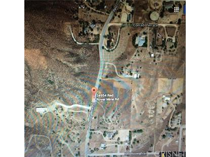 34954 Red Rover Mine Road Acton, CA MLS# SR15234042