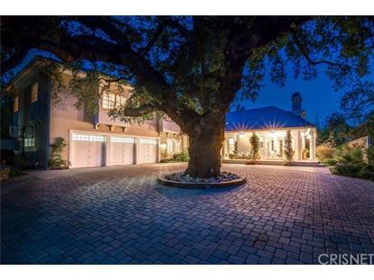 17417 Rancho Street Encino, CA MLS# SR15244924
