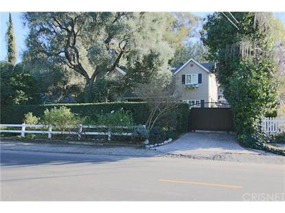 13548 Valley Vista Boulevard Sherman Oaks, CA MLS# SR16018698