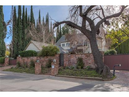 3853 Longridge Avenue Sherman Oaks, CA MLS# SR16046345