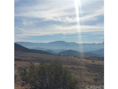 0 Vac/31 Stw/Vic Shannon Valley  Acton, CA MLS# SR16085870