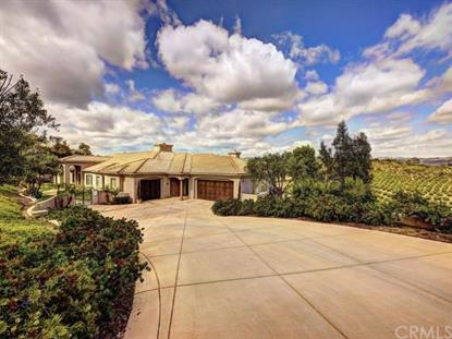 4444 Fallsbrae Road Fallbrook, CA MLS# SW14208997