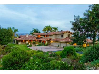 32 Rolling View Lane Fallbrook, CA MLS# SW14245890