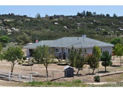 40588 Crazy Horse Canyon Road Aguanga, CA MLS# SW15061901