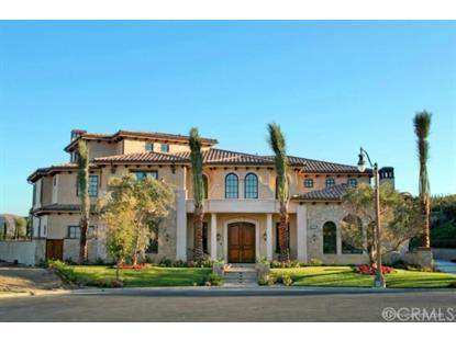 2561 Collinas Pointe Chino Hills, CA MLS# TR14164372