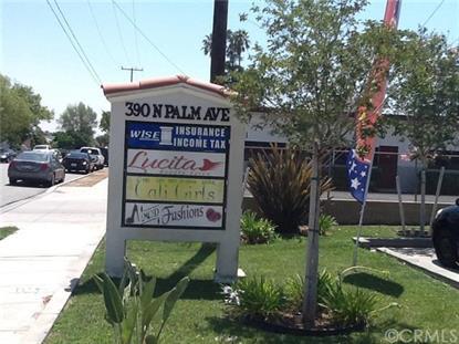 390 North Palm Avenue Rialto, CA MLS# TR14212357