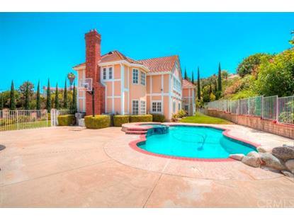 2675 Shadow Canyon Road Diamond Bar, CA MLS# TR15143019