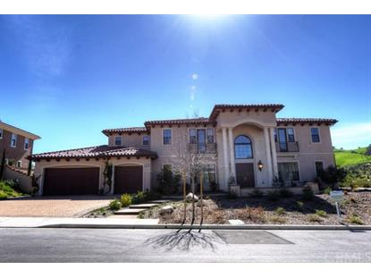 3223 Castelli Drive Chino Hills, CA MLS# TR15143697