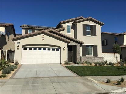 13384 Cactus Flower Street Corona, CA 92880 MLS# TR16011156